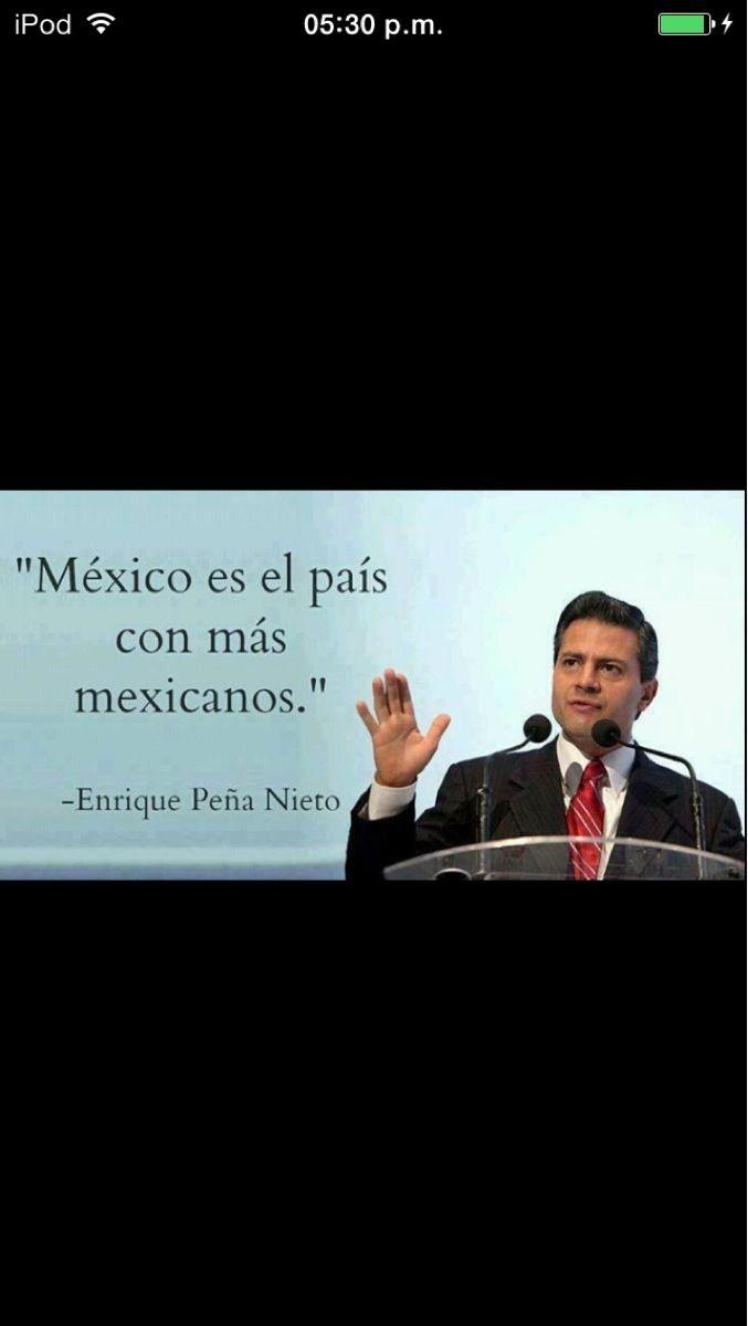 Peña Nieto mendigo idiota!!!!!!!!