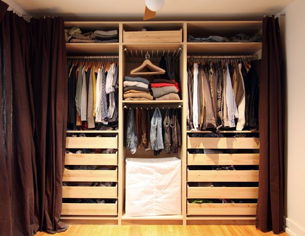 ideas for pax wardrobes google search closets. Black Bedroom Furniture Sets. Home Design Ideas