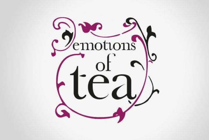 Logo - Emotions of tea