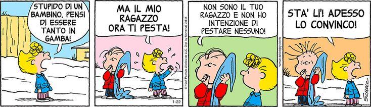 Peanuts 2015 gennaio 22 - Il Post