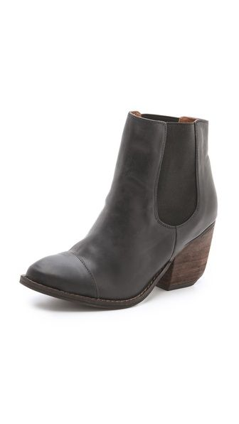 Jeffrey Campbell Montana Booties // yep gotta have em