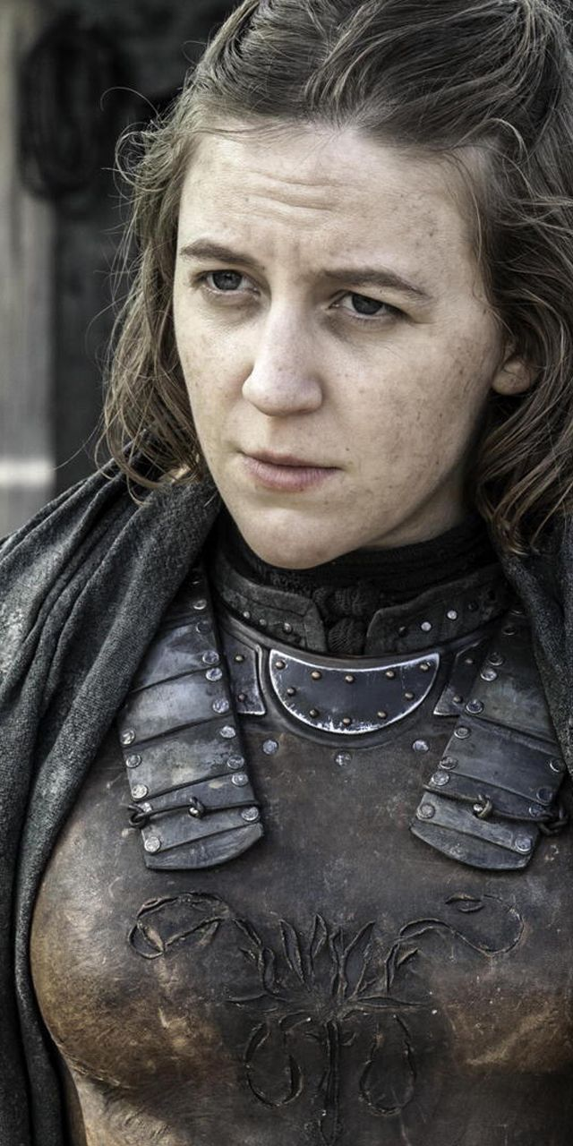 Gemma Whelan as Yara Greyjoy .