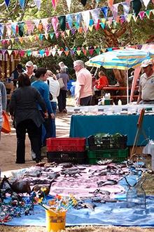 Bathurst Farmers' Market, Grahamstown, Eastern Cape.