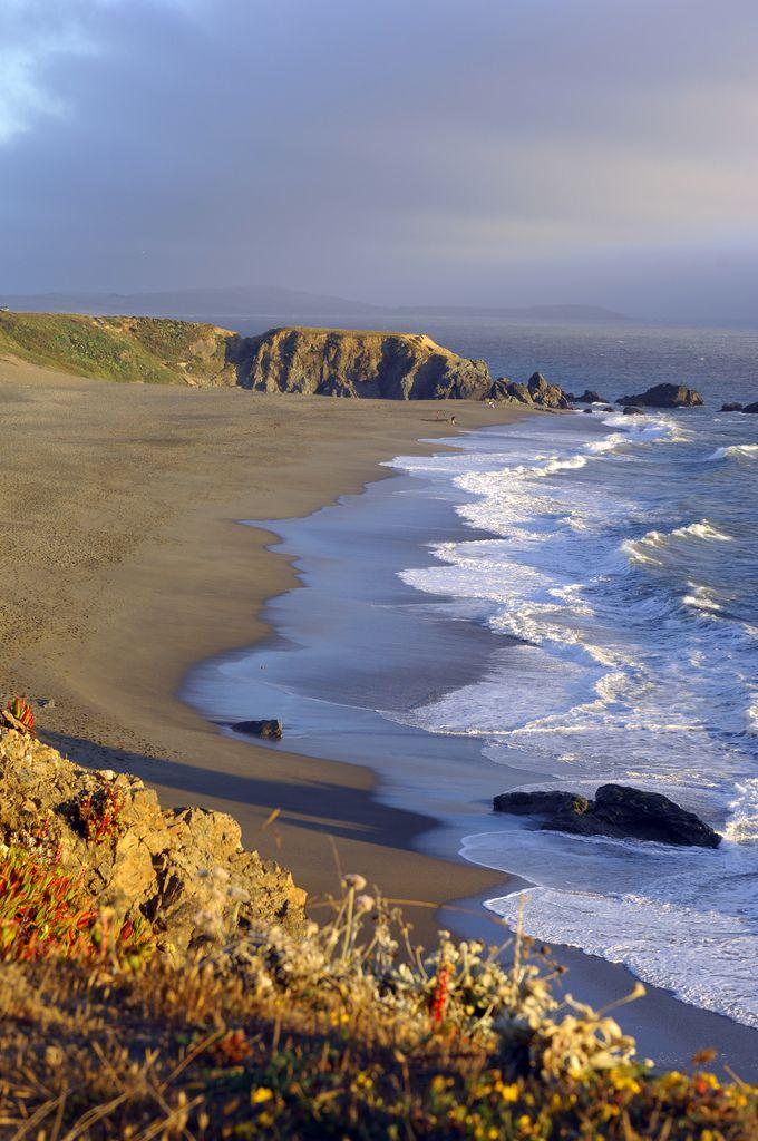 Bodega bay coast by Michael Flick ~ Sonoma, California**