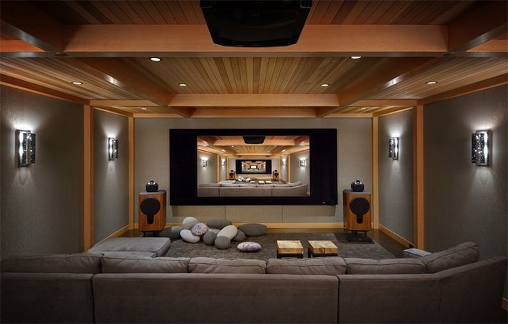 20 Well Designed Contemporary Home Cinema Ideas For The Basement Home Design Lover In 2020 Home Home Theater Seating Home Theater Setup