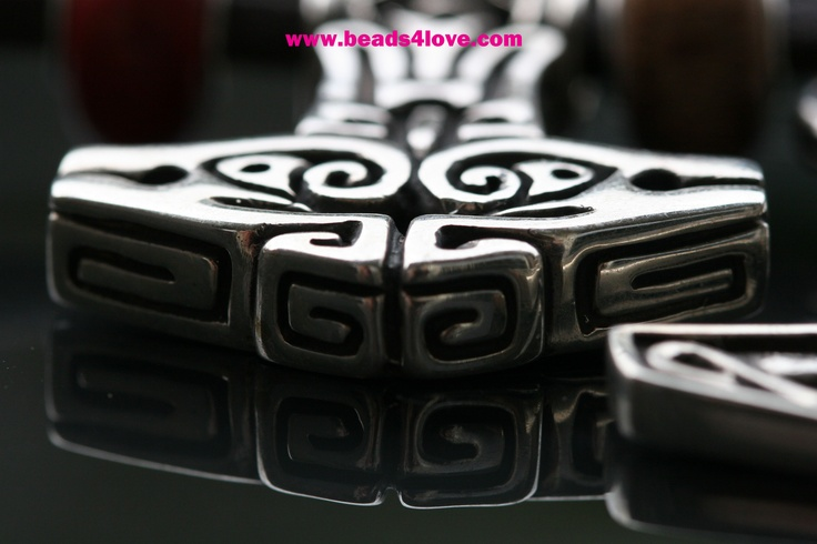 A close up of the beautiful details on Thor's Fertility Hammer. Available in a small and a big version.