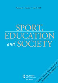'It's not like you are less of a man just because you don't play rugby'—boys' problematisation of gender during secondary school physical education lessons in New Zealand