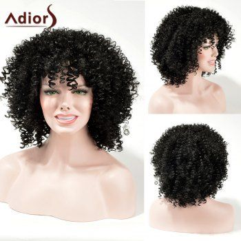 SHARE & Get it FREE | Adiors Fluffy Medium Kinky Curly Weave Synthetic HairFor Fashion Lovers only:80,000+ Items·FREE SHIPPING Join Dresslily: Get YOUR $50 NOW!