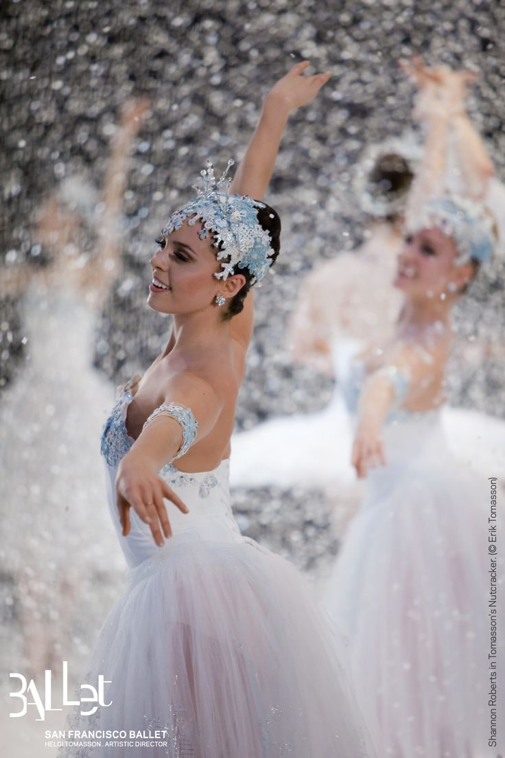 Shannon Marie Rugani, Corps de Ballet    Bay Area native Shannon received all of her ballet training at the SF Ballet School, becoming an SFB apprentice and then joining the company as a corps de ballet member in 2005. (Image © Erik Tomasson)