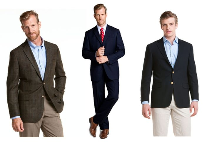 Understanding The Differences: Sport Coat vs Blazer vs Suit Jacket Includes which you can wear with jeans.