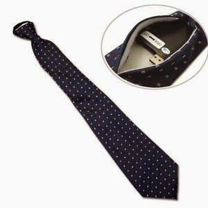 Cravate Caméra Espion avec Télécommande sans Fil
