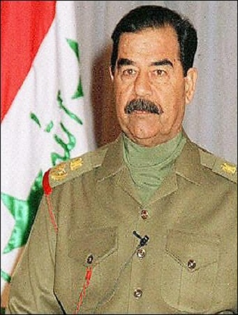 Saddam Hussein was the President of Iraq from 16 July 1979 until 9 April 2003. He committed many atrocities in his reign of terror, including the persecution of his Kurd subjects as well as the invasion and plundering of Kuwait. Hence, he has widely been condemned for the brutality of his dictatorship.
