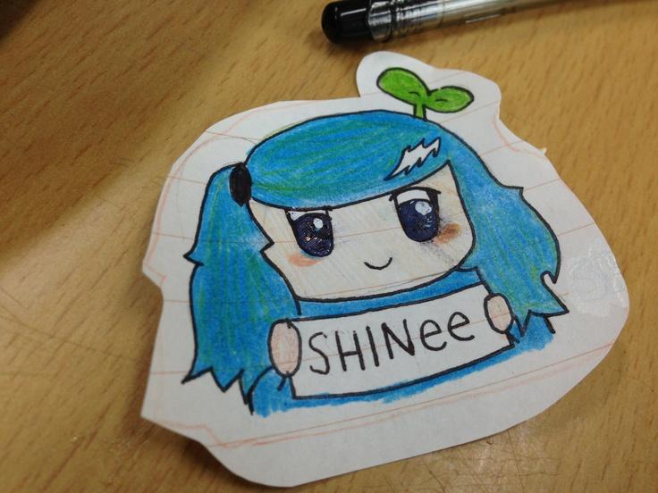 Shinee world :P