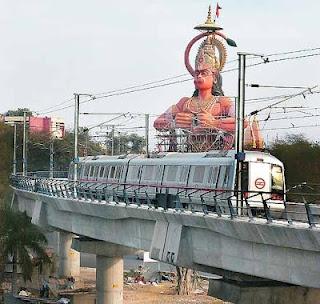 Delhi Metro: New features!!