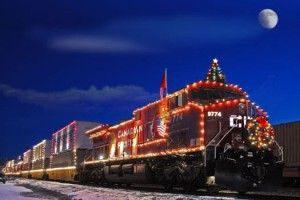 2015 Holiday Train coming to Gurnee