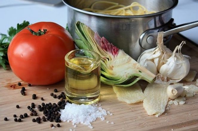 As principais comidas típicas da Italia
