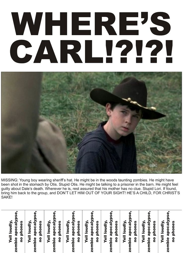 25 best The Laughing Dead images on Pinterest The walking dead - make a missing poster