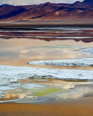 Amongst other things, northern Chile is famous for the Atacama Desert. The Atacama contains one stunning vista after another. I took this ph...