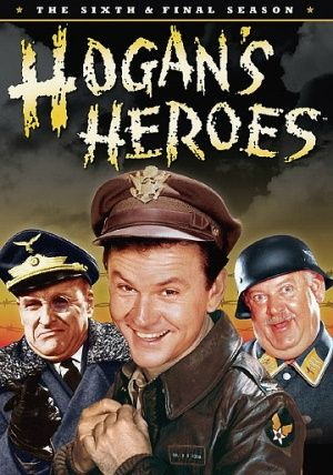 Hogan's Heroes - My brother made me watch this after school all the time