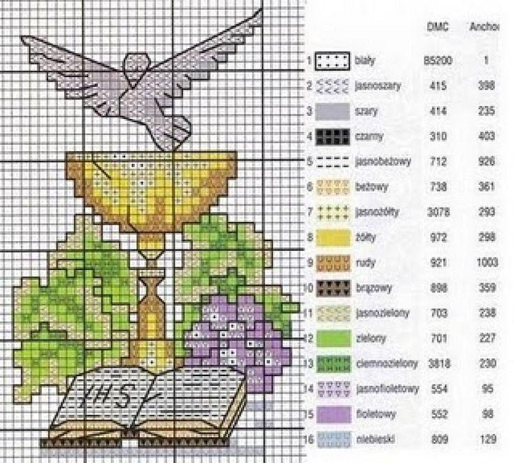 bolsita punto de cruz (5) | Aprender manualidades es facilisimo.