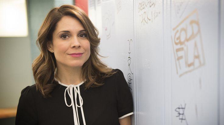 Julie Perreault, professeure vedette de 30 vies