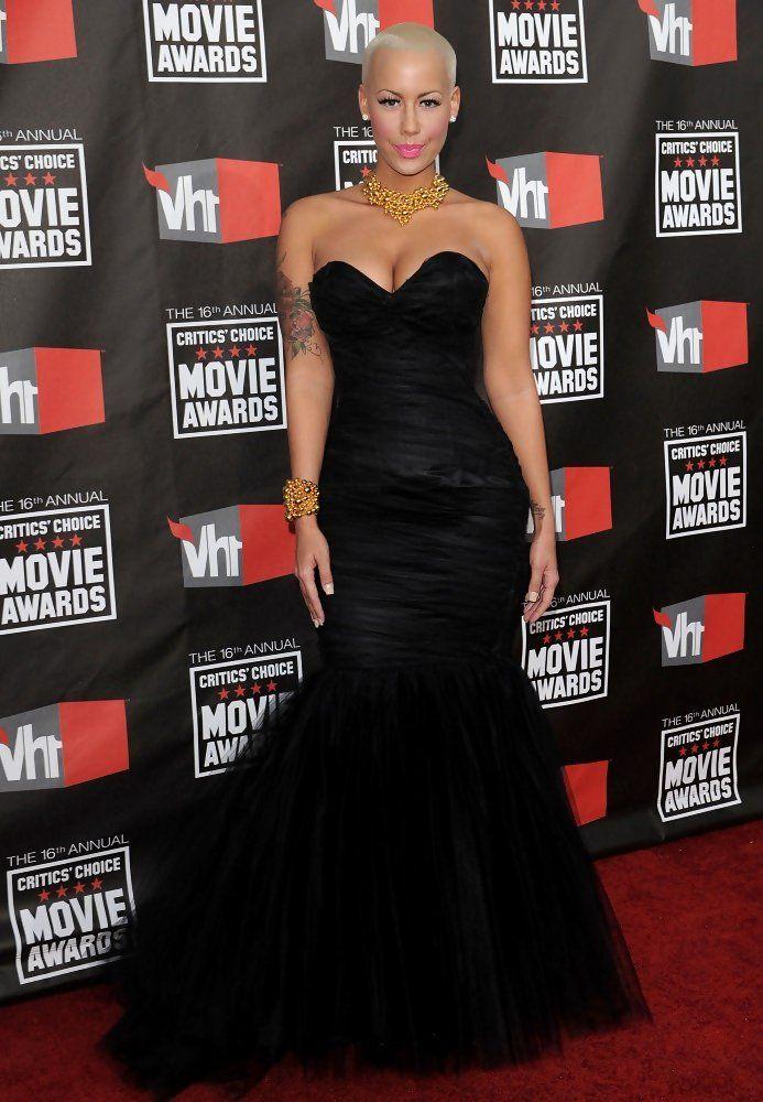 Chic Amber Rose ...Hot Babe...