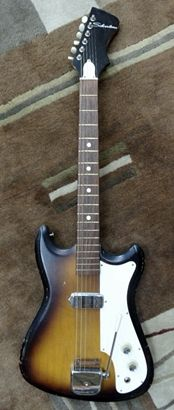 Vintage guitars, rare guitars, new guitars and used guitars for sale at MyRareGuitars.com.