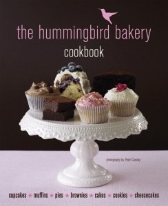 The Hummingbird Bakery Cookbook - My favourite baking cookbook. I've made so many recipes from this book and they come out amazing every time...except the brownies, easiest recipe and I couldn't get it right lol.