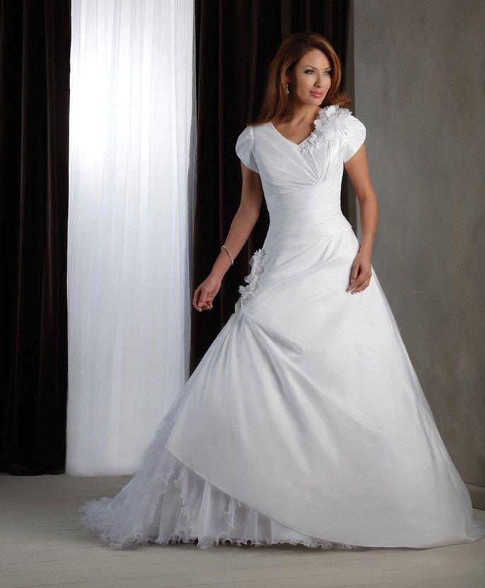 133 Best Modest Wedding Gowns VII Images On Pinterest