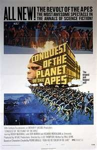 conquest of the planet of the apes movie