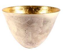 David Walters smoke-fired porcelain bowl