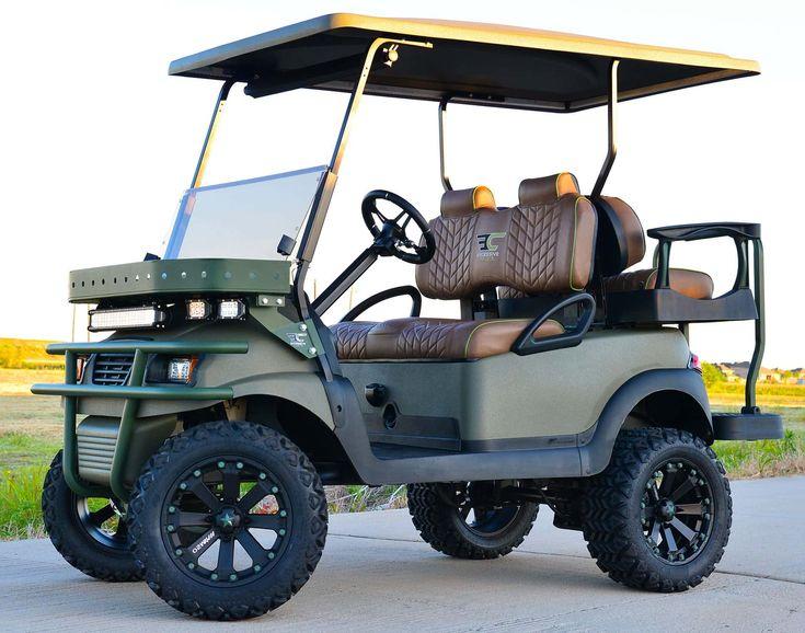 318 Best Golf Carts