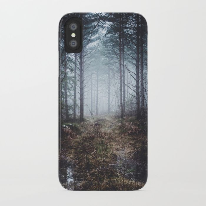 No more roads iPhone Case by HappyMelvin. #forests #nature #photo #phonecases #iphone