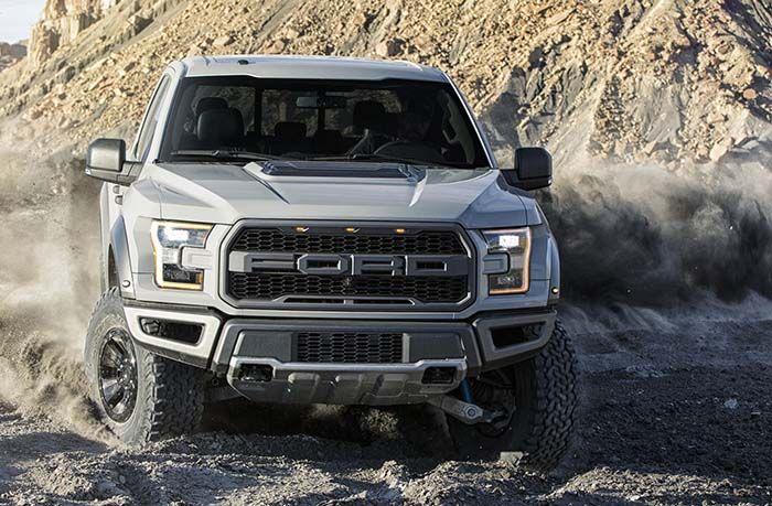 2019 Ford F150 Raptor Sneak Peek