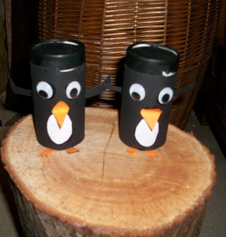 pingouins d'Alexis