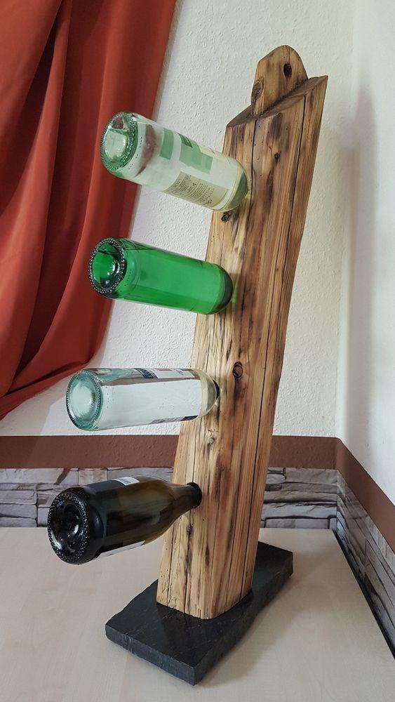 Dabei wurde ein alter rustikaler Holzbalken aufgereitet, geschliffen und gewachst. Dieser steht auf einem anthrazit farbenen Naturstein / Theumaer Platte. Risse und Wurmlöcher im Balken unterstreichen sein Alter und machen ihn individuell - eben ein Unikat. | eBay!