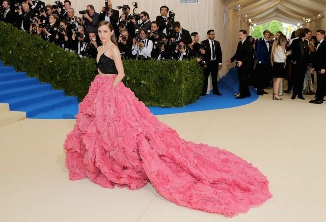 Met Gala 2017: all the red carpet arrivals - Vogue Australia