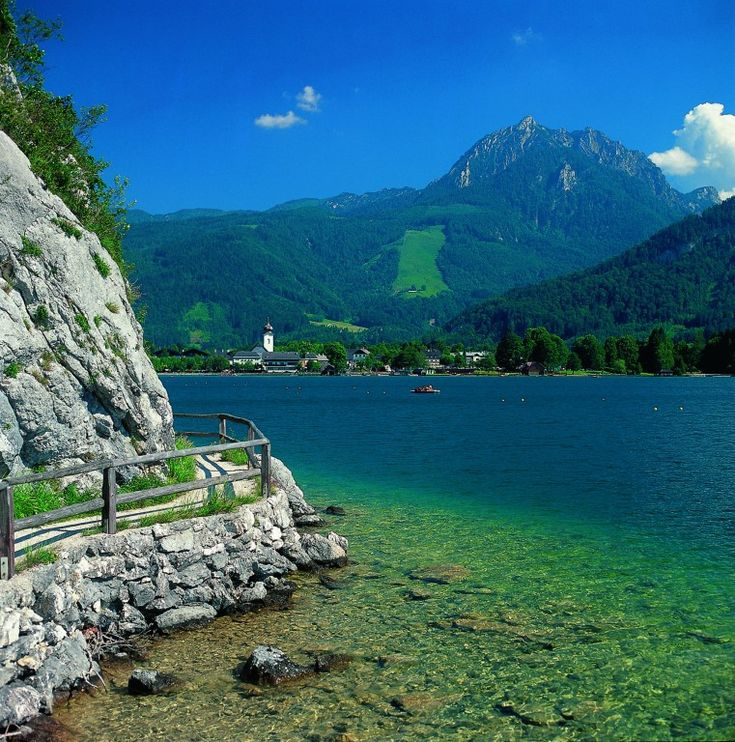 10 days cycling around the Austrian lakes
