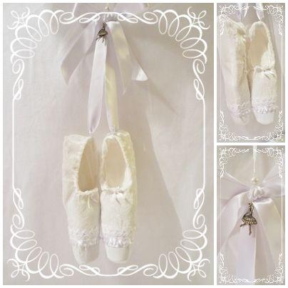Kickis sytt nytt och nött: Balettskor som jag designat   :D