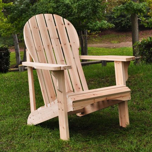 Shine Company Inc. Captiva Adirondack Chair