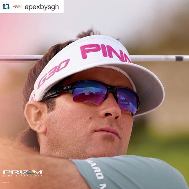 oakley prizm polarized golf