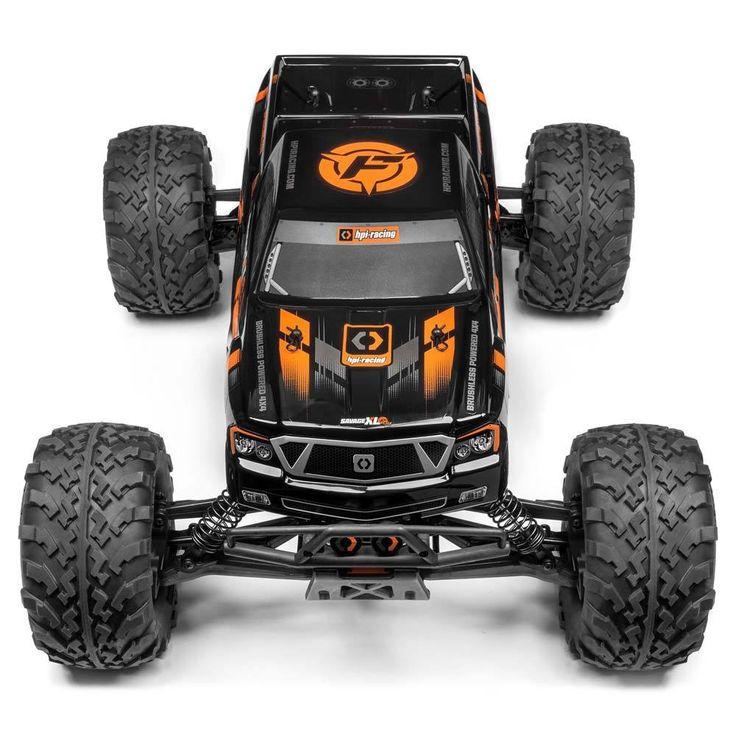 HPI Savage XL Flux R/C Monster Truck http://rcnewb.com/hpi-savage-xl-flux-rc-monster-truck/