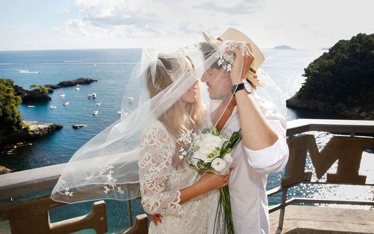 Beach Wedding on the Italian Riviera - Perfect Wedding Italy