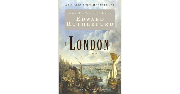 Edward Rutherfurd's classic novel of London, a glorious pageant spanning two thousand years