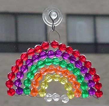 hand made wire sun catcher | Online Craft Mall: Handmade and natural Craft Supplies