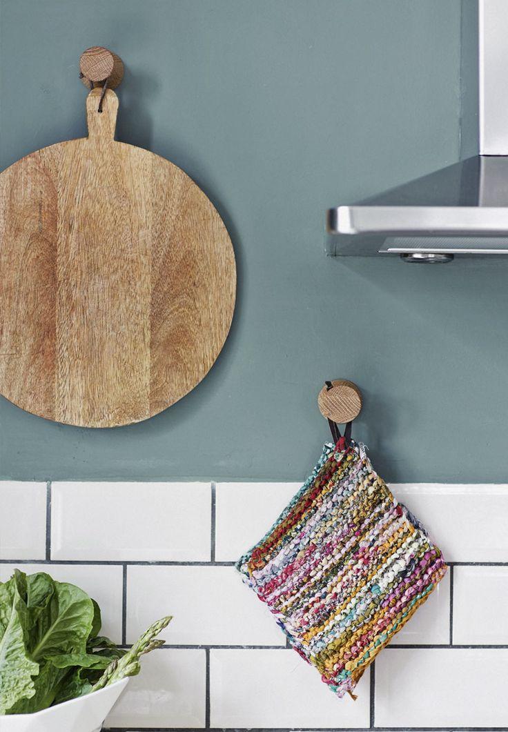 Køkken | Stylistens køkkenmakeover på budget | Boligmagasinet.dk