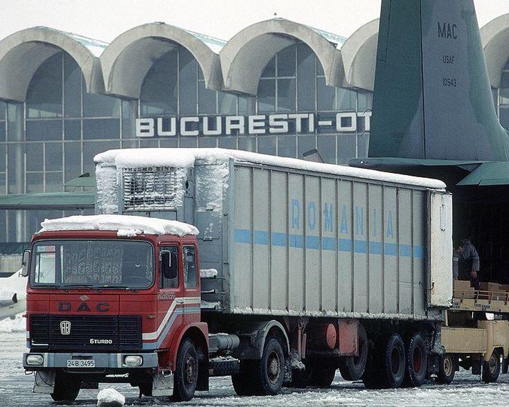 File:DAC 6Turbo truck, Bucharest Airport, 1989.JPEG