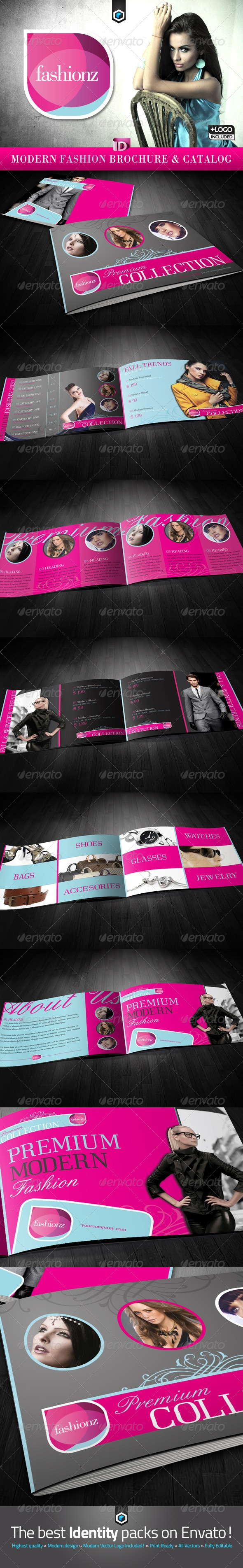 15 Best Images About Fashion Brochure On Pinterest Magazine Design Fashion Layouts And