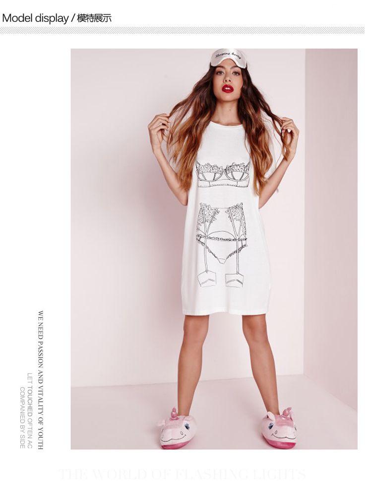 Haoduoyi2016 летние новые образцы европейской и американской моды личности напечатаны длинный участок рыхлой с короткими рукавами футболки женщина Lynx -tmall.com
