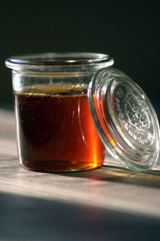 X Petits pots de gelée de thé de Noël